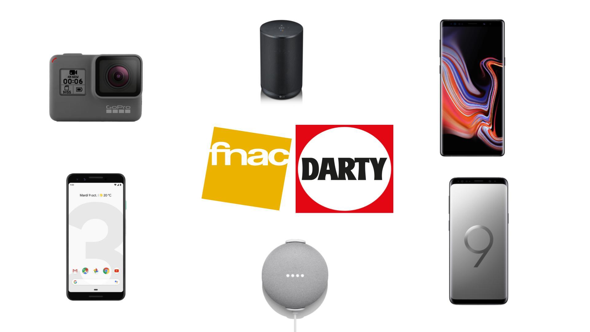 Fnac et Darty : les meilleures offres Tech des French Days 2019
