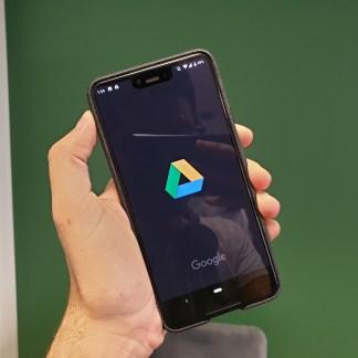 Android 12 : Google Drive pose la première pierre pour plus d'animations sur l'interface