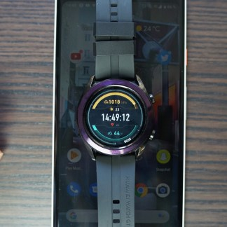 Test de la Huawei Watch GT Elegant : une montre qui porte bien son nom