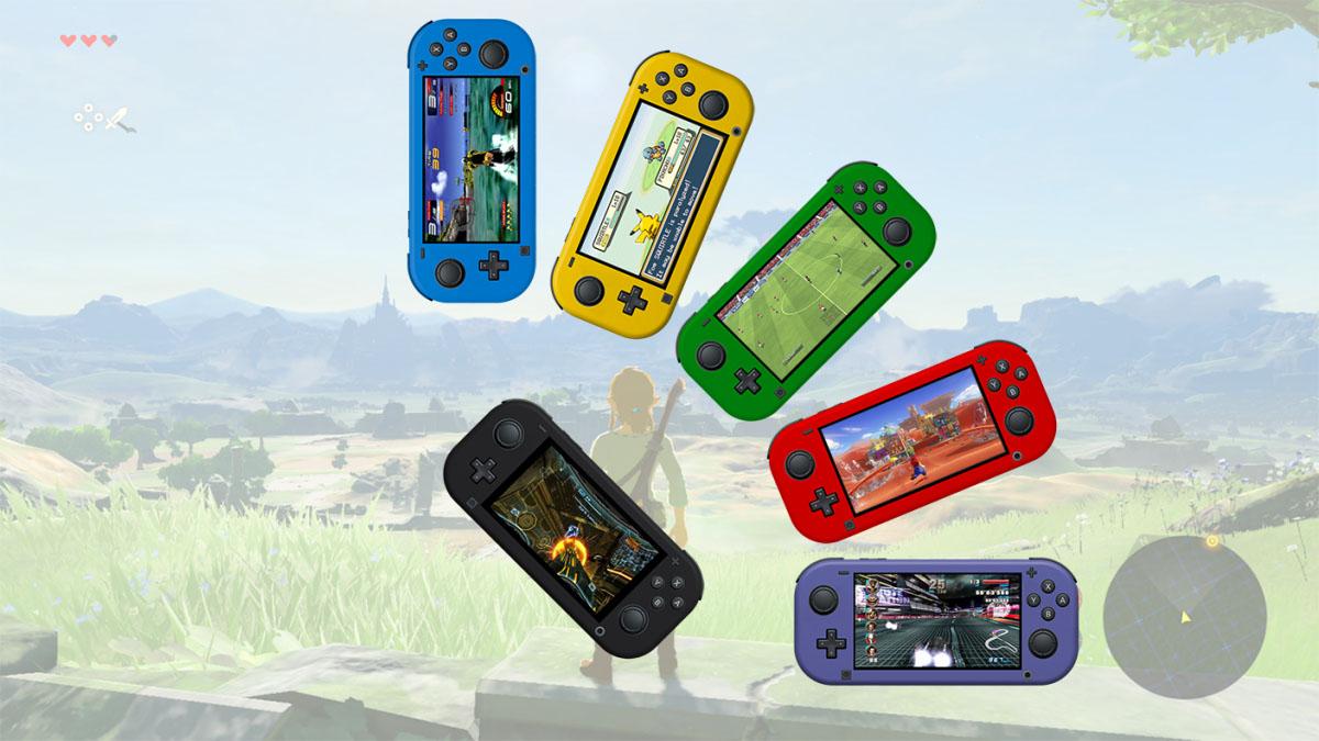 La Nintendo Switch « Pro » n'arriverait qu'après la version « Mini »
