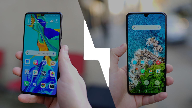 Huawei P30 vs Xiaomi Mi 9 : lequel est le meilleur smartphone ? – Comparatif