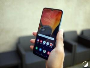 Samsung Galaxy A50 et A40 : Android 10 et One UI 2.0 pourraient arriver plus tôt que prévu