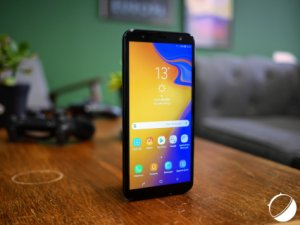 Test du Samsung Galaxy J6 Plus : moi, moche et très lent