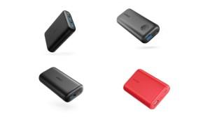Notre sélection de 4 batteries externes Anker PowerCore à petits prix pour les French Days