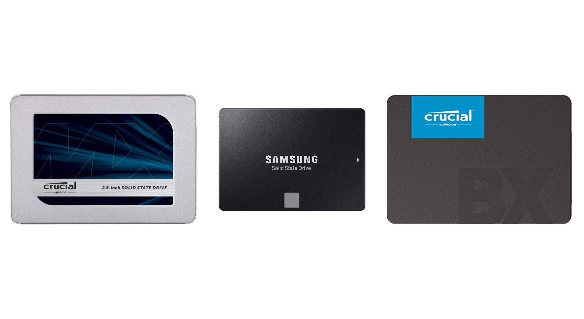 🔥 Bon plan : des SSD 500 Go, 1 To ou 2 To à partir de 59 euros sur Amazon