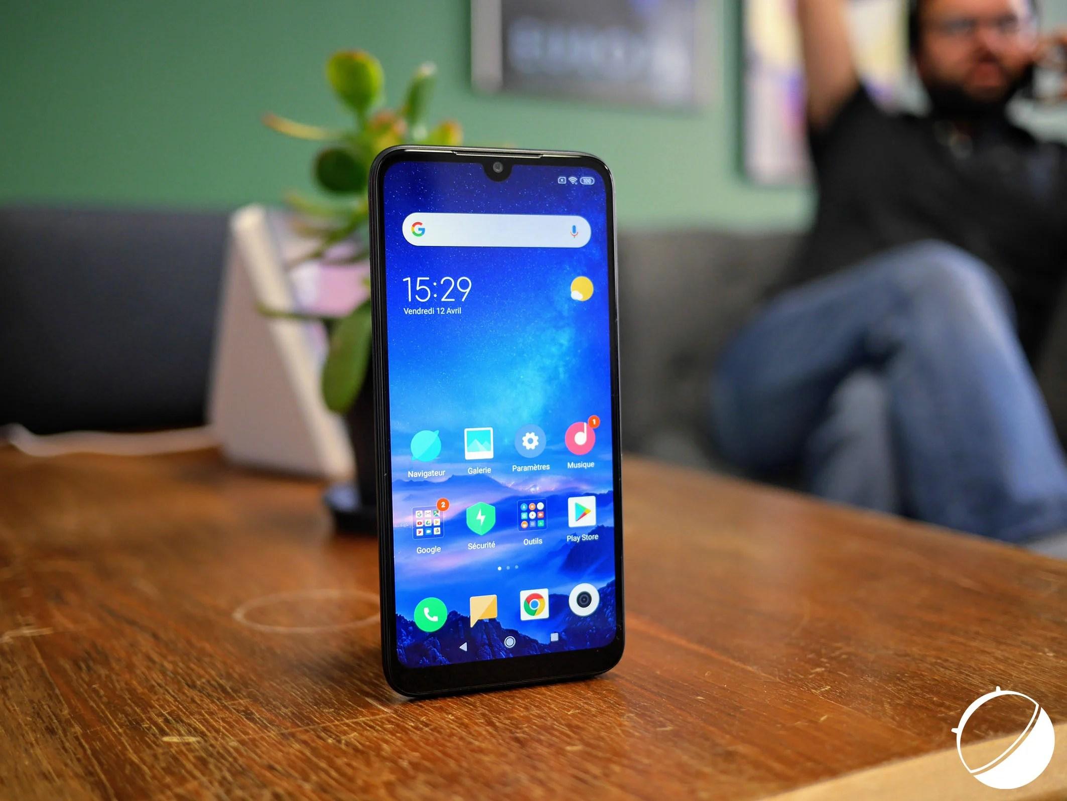 Test du Xiaomi Redmi 7 : grosses performances pour petit budget