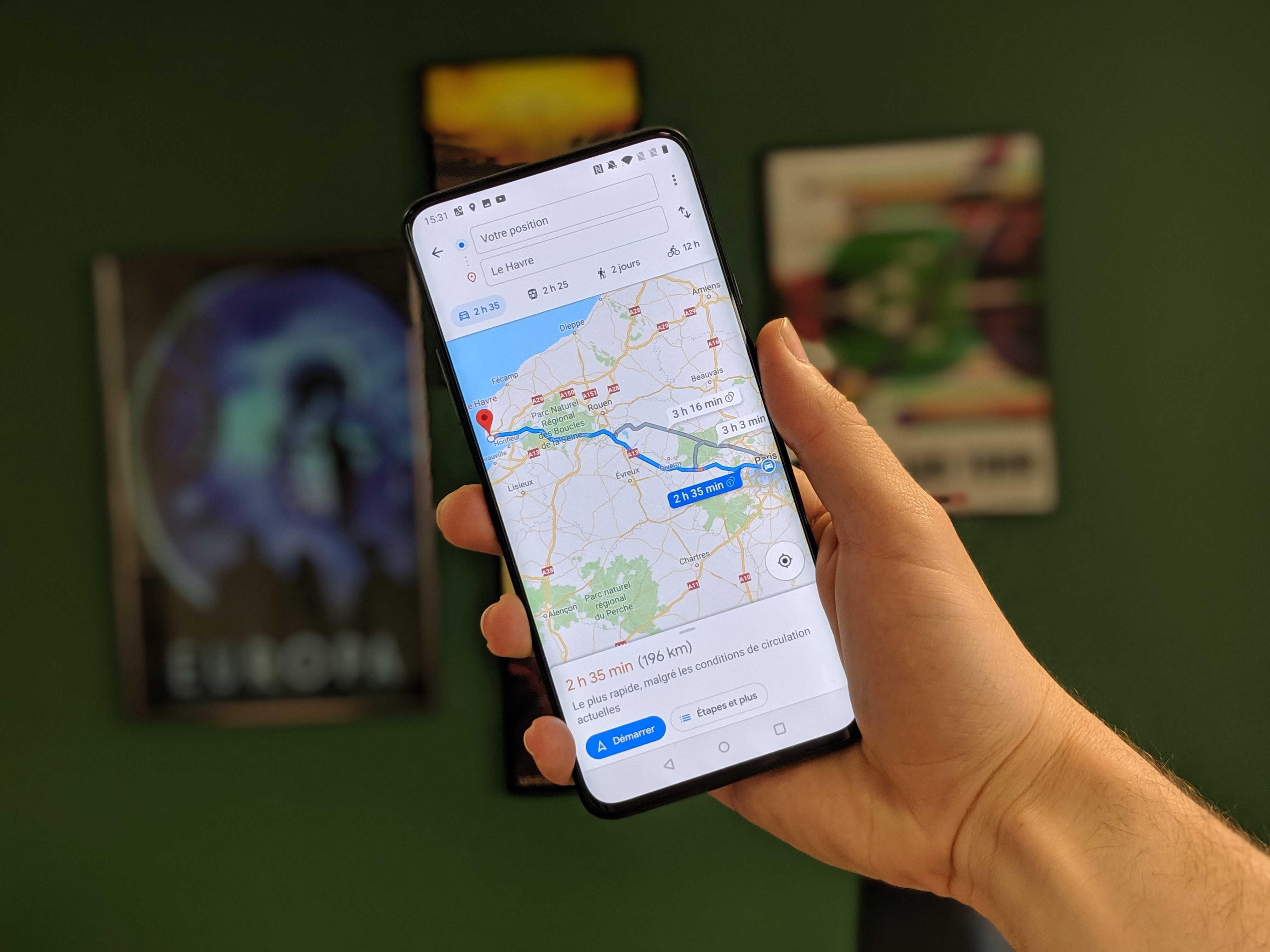 GPS sans connexion Internet : notre sélection des meilleures applications Android