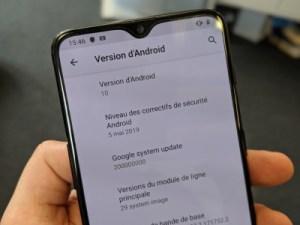 Vous pouvez installer Android Q Beta sur votre smartphone, mais on vous le déconseille