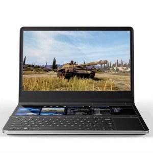 Ce PC Intel a poussé à l'extrême la Touch Bar d'Apple avec deux écrans, 15,6 et 12,3 pouces