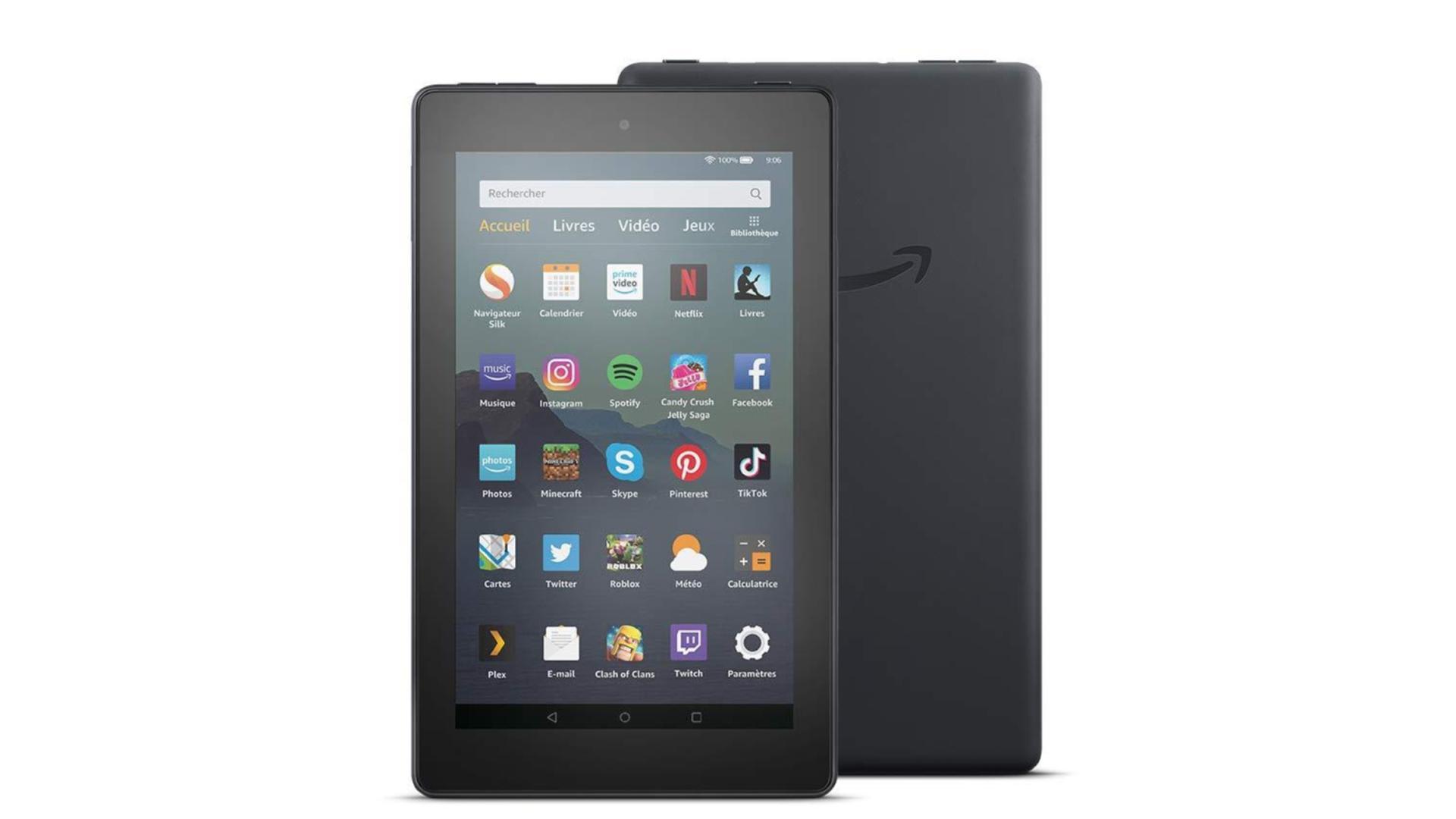 Amazon Fire 7 (2019) annoncée : que peut-on attendre d'une tablette à 70 euros ?