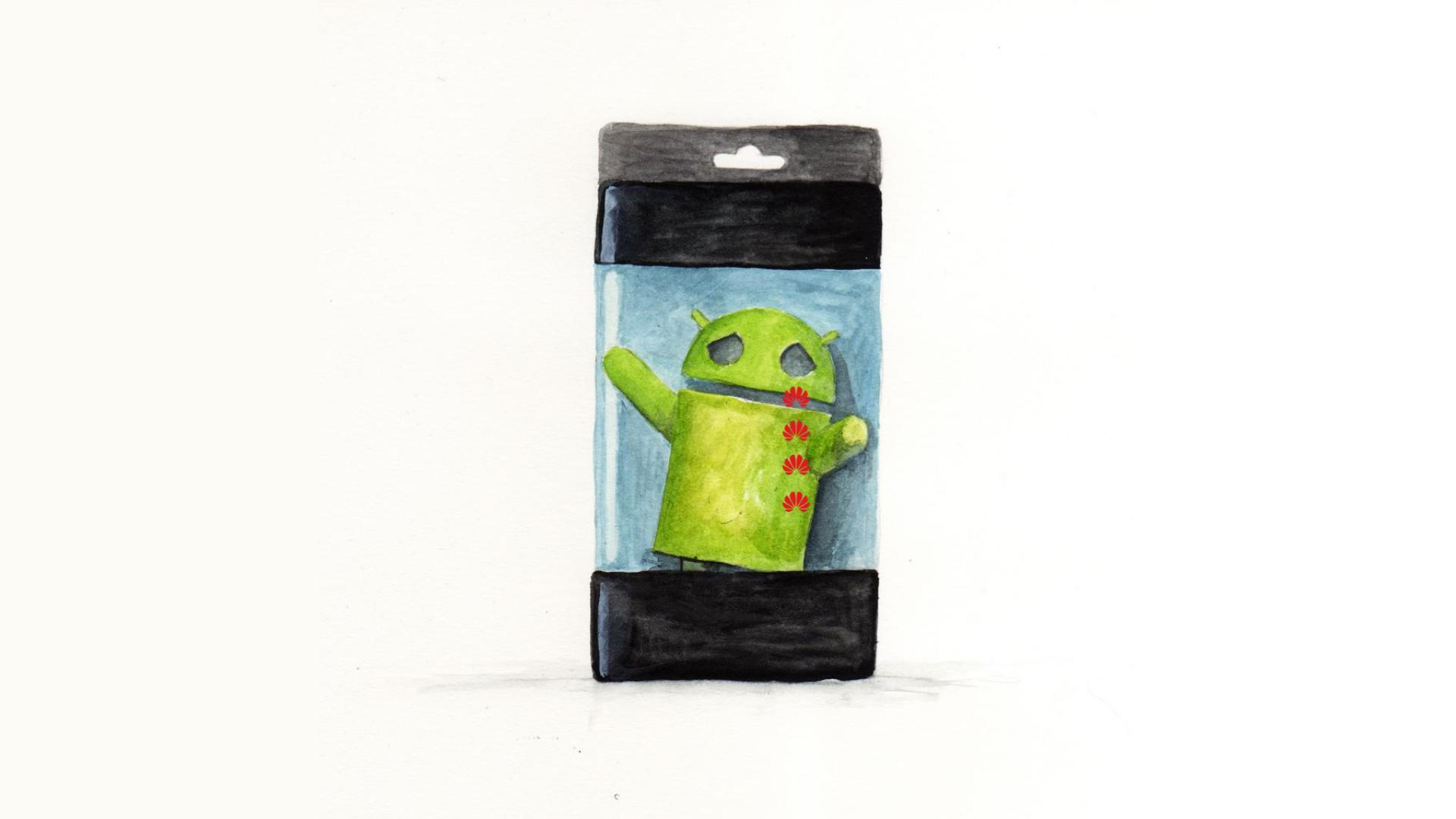 C'est confirmé, Huawei et Honor perdent leur licence Android