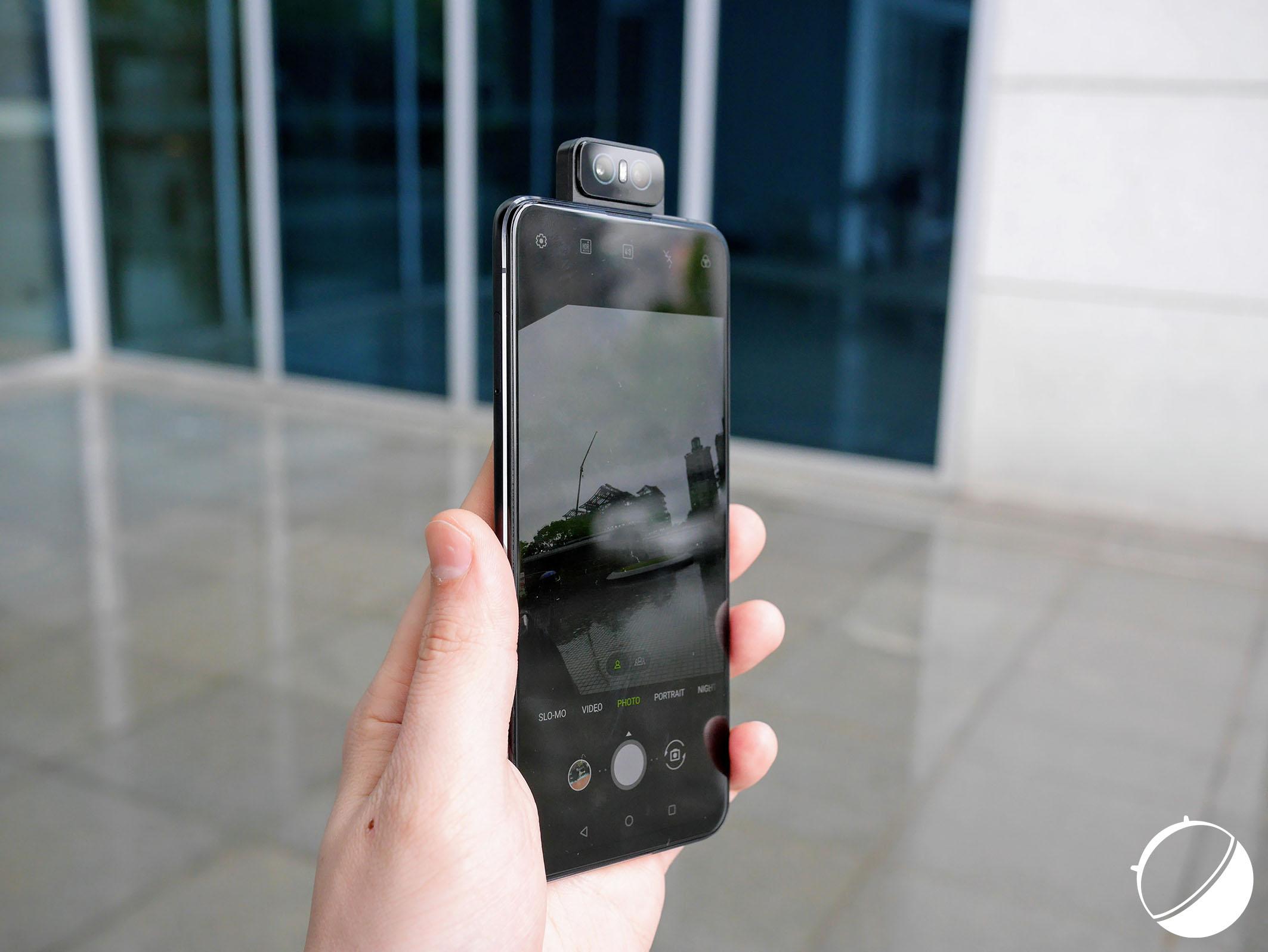 L'Asus Zenfone 6 prend les meilleurs selfies selon DxOMark et c'est assez logique