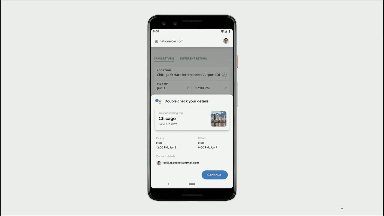 Google Duplex pourra réserver une place de ciné sur le web d'une simple commande vocale