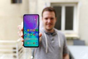Honor 20 et Honor 20 Pro officialisés : deux smartphones à 4 capteurs photo, prix et disponibilités