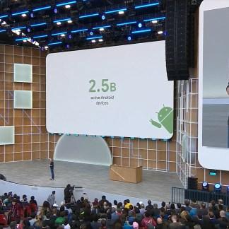 Il y a un appareil Android pour trois humains sur Terre