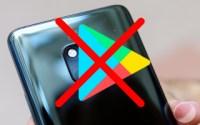 Google aurait banni Huawei du Play Store à cause de Donald Trump