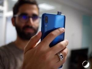Huawei P Smart Z officialisé en France : nos photos et premières impressions