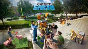 Minecraft Earth : vous pouvez désormais vous inscrire à la bêta Android