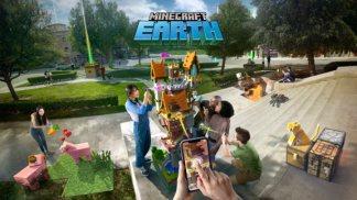 Minecraft Earth : on a exploré un donjon, construit une maison et c'était prometteur