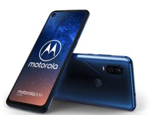 Motorola One Vision : le smartphone à écran percé au ratio 21:9 sortirait la semaine prochaine