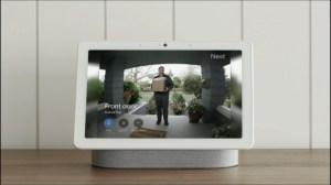 Google officialise son Nest Hub Max, un Home Hub grand format avec caméra