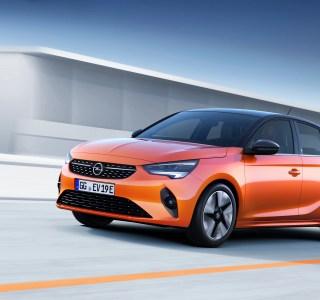 Opel se rue sur l'électrique : huit nouveaux véhicules prévus d'ici 2021