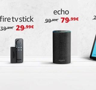 🔥 Bon plan : les meilleurs appareils Amazon sont en promotion (Echo, Fire TV Stick, Show)