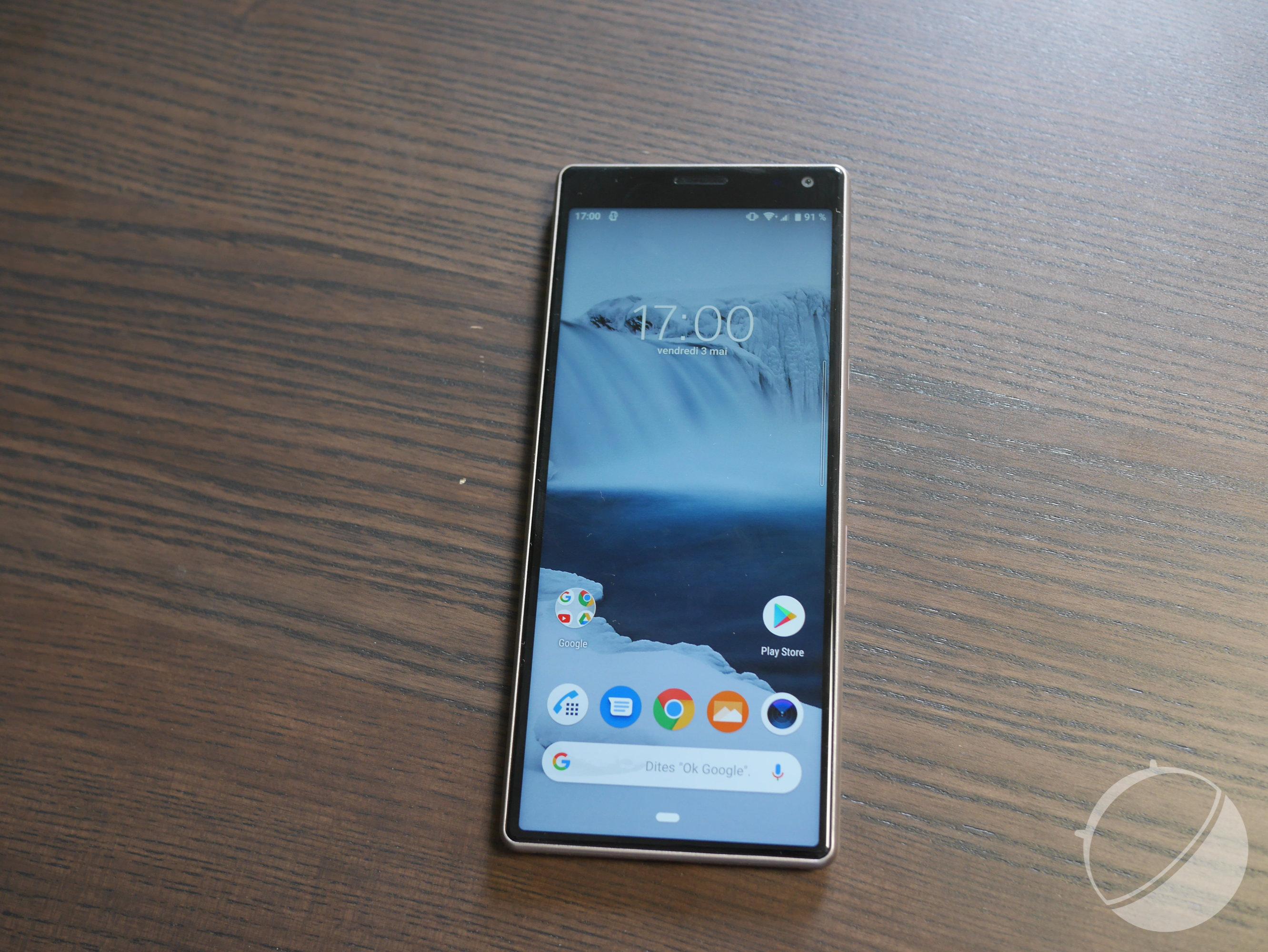 N'enterrez pas trop vite les smartphones Sony, la marque va persévérer