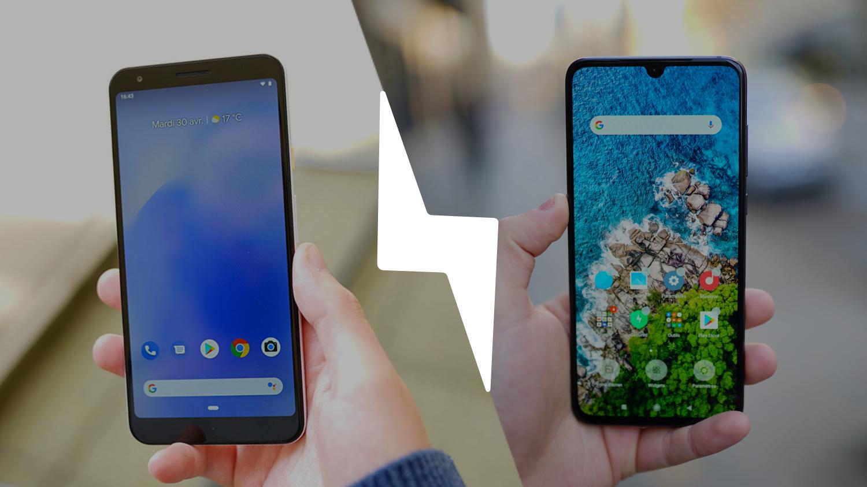 Google Pixel 3a XL vs Xiaomi Mi 9 : lequel est le meilleur smartphone ? – Comparatif