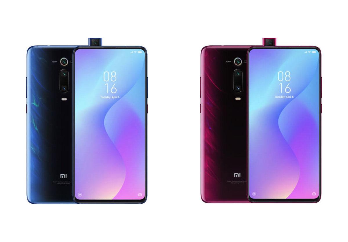 Xiaomi Mi 9T et Mi 9T Pro : les Redmi K20 et K20 Pro changeraient de nom pour l'Europe