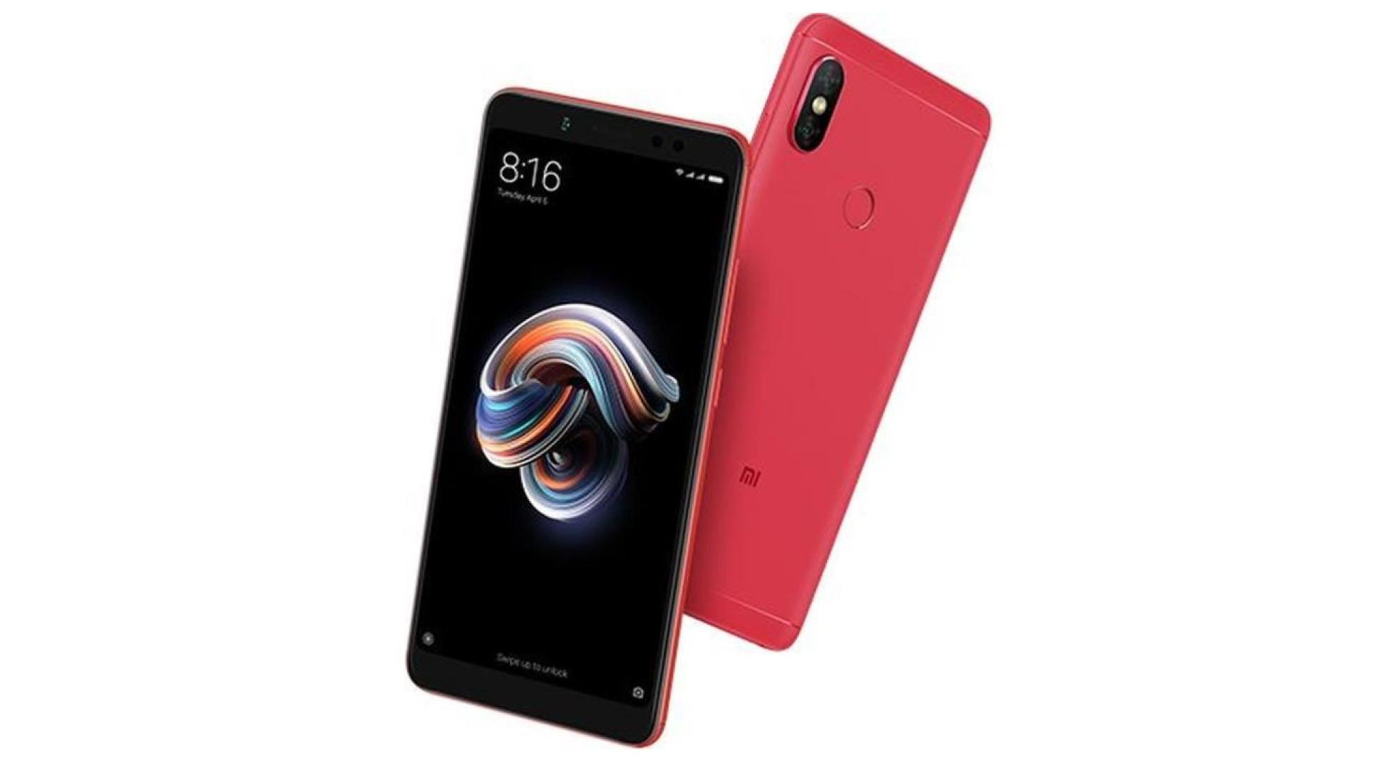 🔥 Déstockage : l'excellent Xiaomi Redmi Note 5 descend à 119 euros