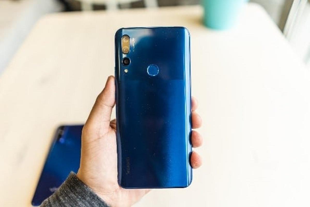 Avec le Y9 Prime 2019, Huawei se lancerait à son tour dans les smartphones à caméra pop-up