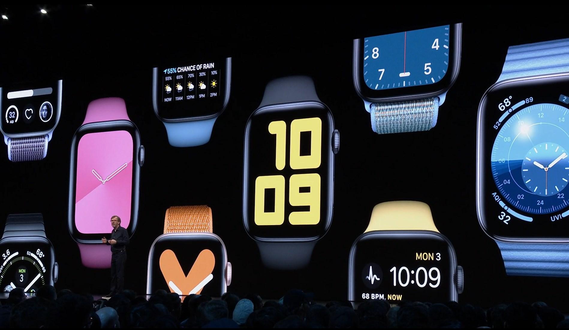 Apple watchOS 6 : l'App Store et les applications indépendantes s'invitent sur les montres connectées