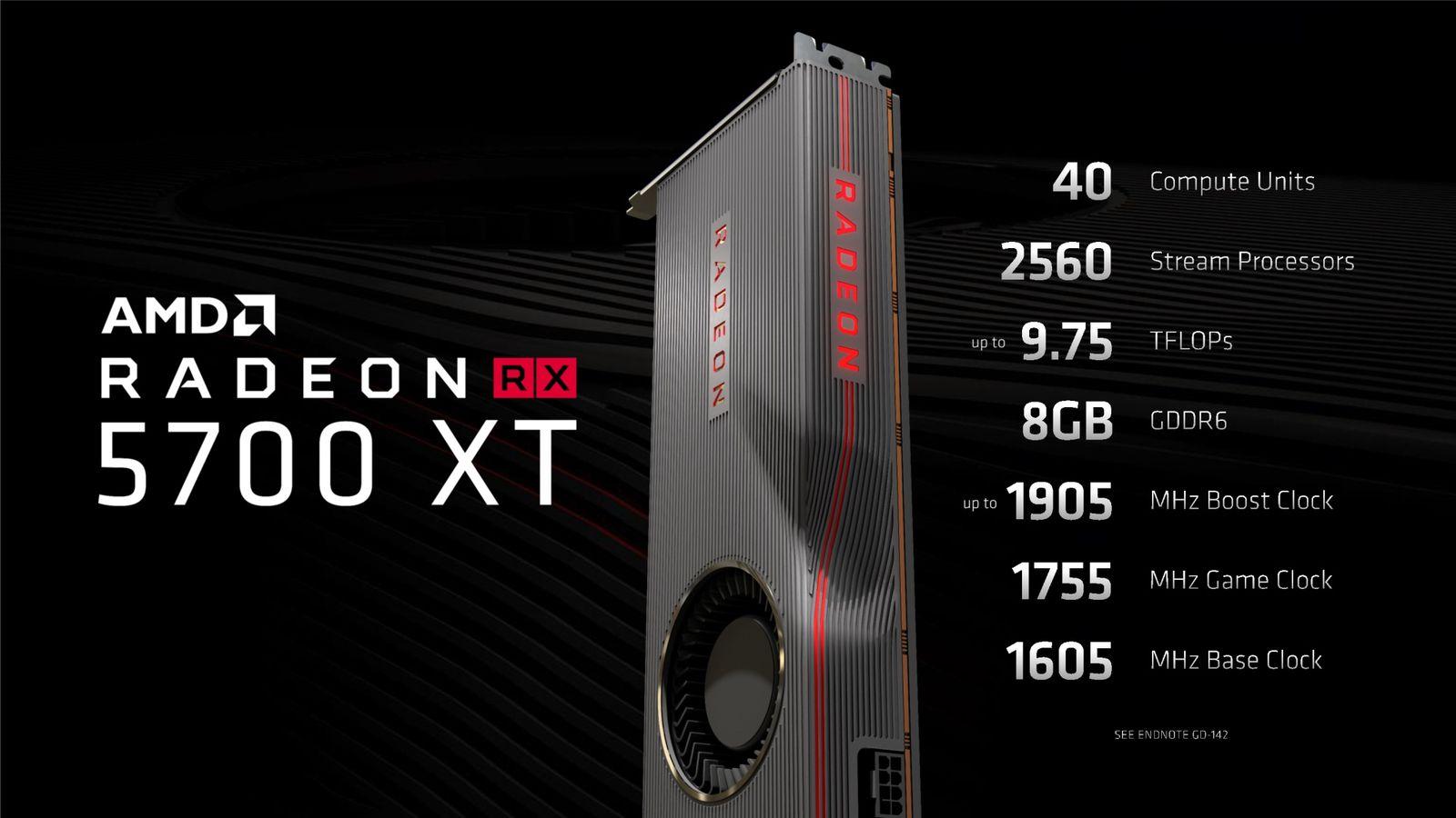 AMD : les cartes graphiques « Big Navi » haut de gamme en 7nm se préparent