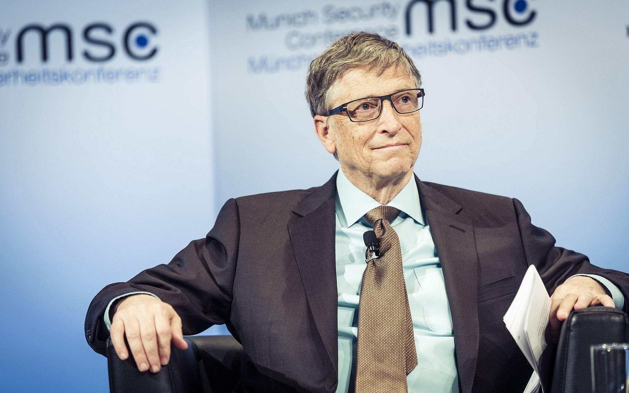 Bill Gates : son départ de Microsoft pourrait être motivé par une affaire de mœurs
