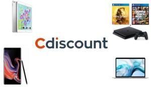 Cdiscount : notre sélection des offres tech pour les Soldes d'été 2019
