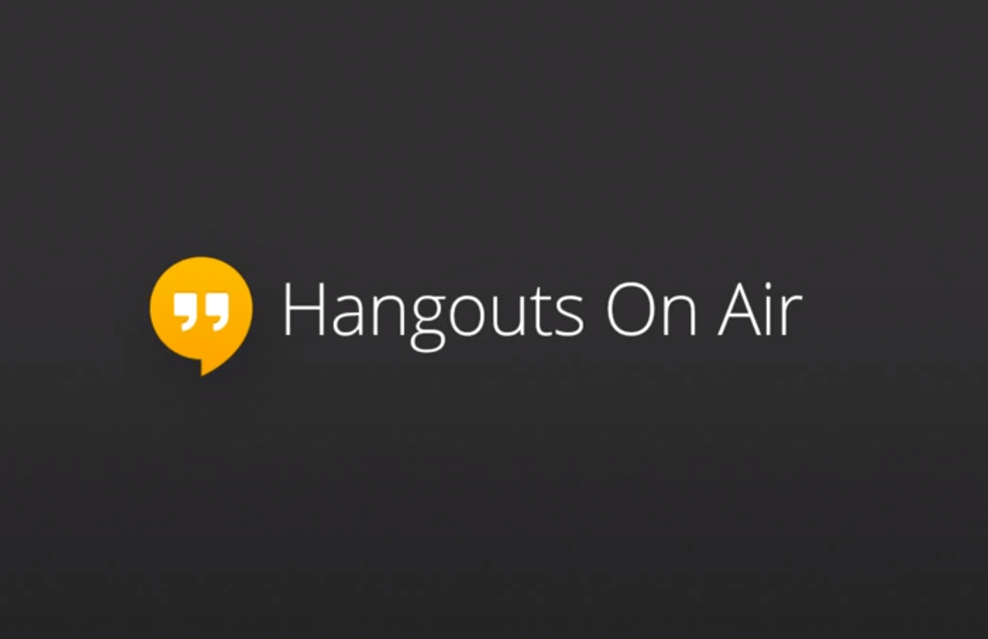 Google met fin à Hangouts on Air sur YouTube, sans avoir d'alternative