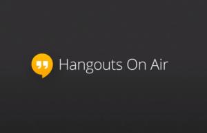 Google met fin à Hangouts on Air sur YouTube, sans avoir d'alternative