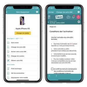 Orange et l'eSIM : priorité à l'iPhone, puis les prochains Samsung Galaxy et Google Pixel