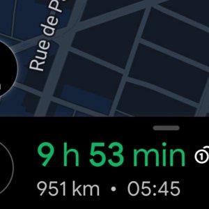 Google Maps : enfin un compteur de vitesse en temps réel
