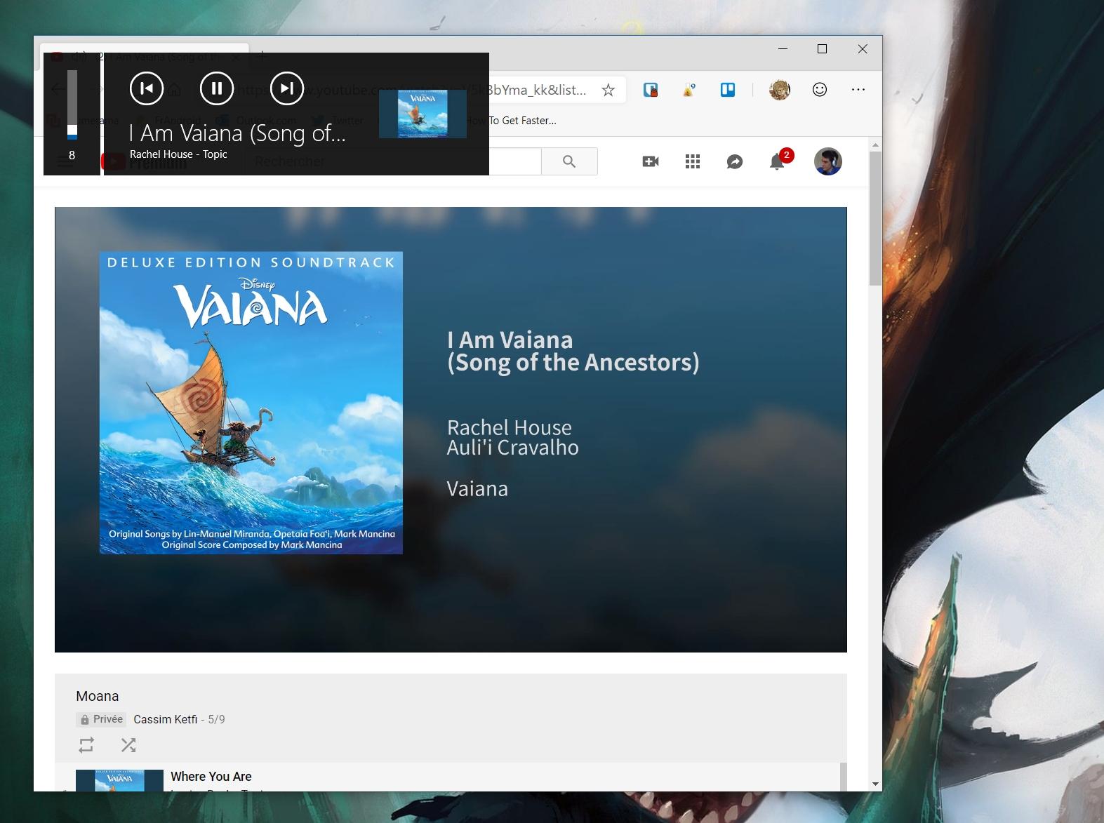 Microsoft Edge gère YouTube désormais mieux que Google Chrome
