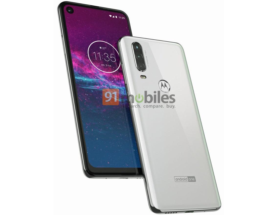 Motorola One Action : écran percé 21:9, Samsung Exynos et ultra grand-angle au programme