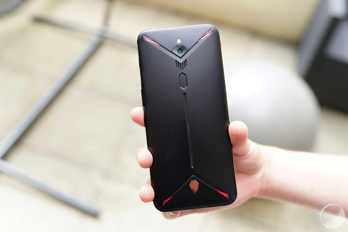 Nubia veut proposer le premier écran 144 Hz sur smartphone