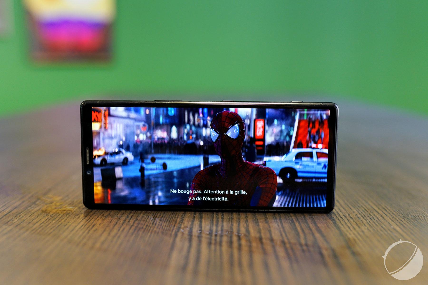 Sony Xperia 1R : avec un écran 5K, le japonais veut rester à la pointe de l'innovation