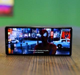 Test du Sony Xperia 1 : le fleuron panoramique
