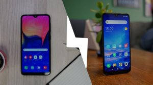Samsung Galaxy A10 vs Xiaomi Redmi 7 : lequel est le meilleur smartphone ? – Comparatif