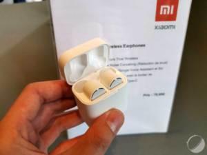 Notre prise en main des Xiaomi Mi True Wireless Earphones en photos