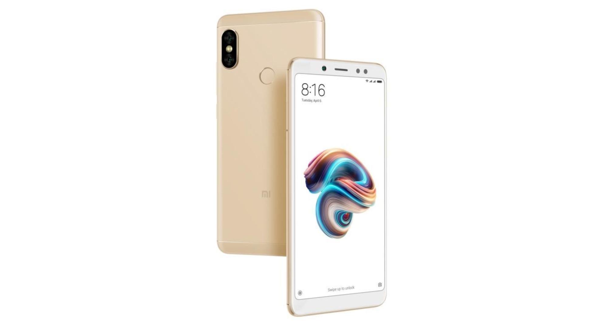 🔥 Bon plan : l'indémodable Xiaomi Redmi Note 5 descend à 99 euros seulement