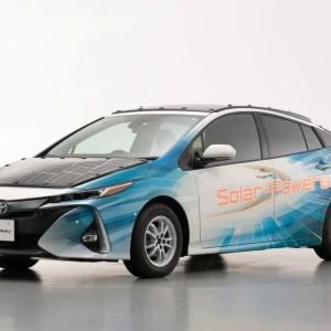Une Toyota Prius en partie propulsée à l'énergie solaire ? Challenge accepté et tests lancés