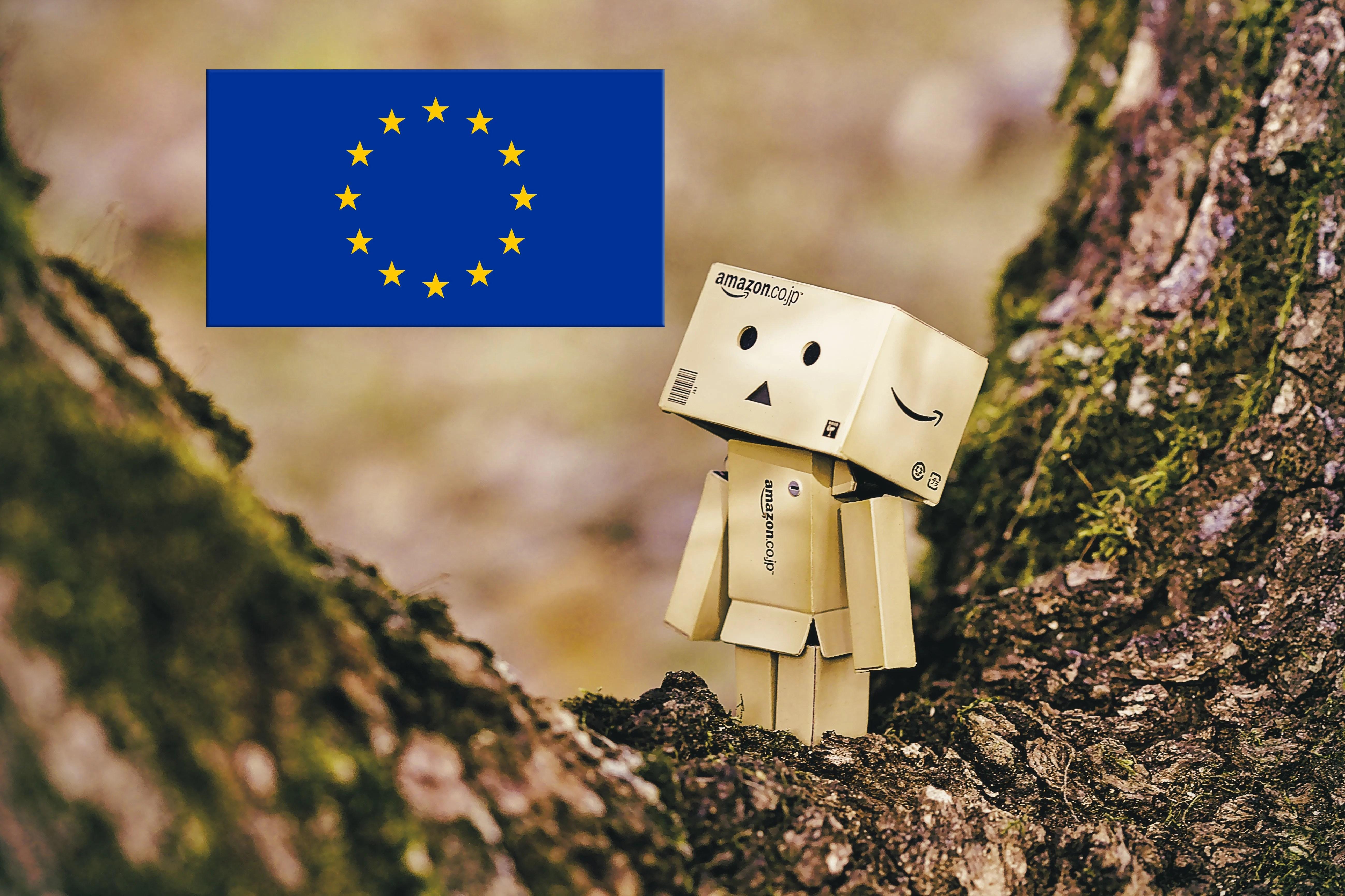 Amazon : l'Europe ouvre une enquête pour pratiques anticoncurrentielles